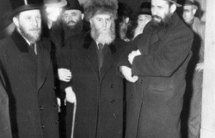 """67 שנה לשחרור כ""""ק האדמו""""ר הריי""""צ נ""""ע"""