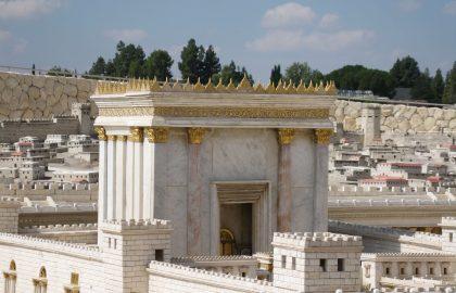 דבר מלכות – שמירת המקדש