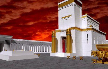 אקמצא ובר קמצא חרוב בית מקדשא