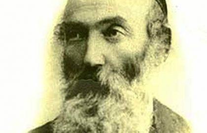"""המשפיע הרב בחסיד עובד ה' רבי מיכאל בלינער זצ""""ל"""