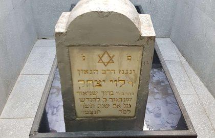 """""""תורת מנחם – תפארת לוי יצחק"""""""