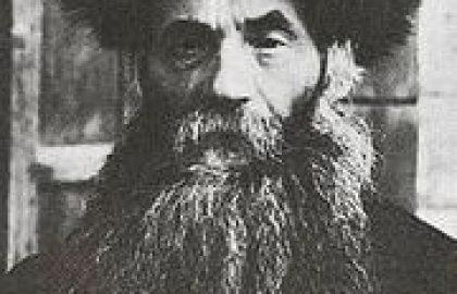 """הגאון הגדול רבי ניסן טעלושקין זצ""""ל"""